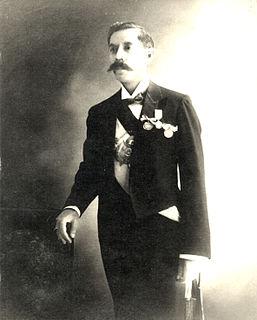 Manuel Enrique Araujo President of El Salvador (1865-1913)