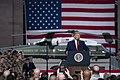 President Trump Delivers Remarks at Osan Air Base (48170500776).jpg
