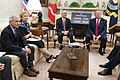 President Trump Meets with the Governor of Louisiana (49837589667).jpg