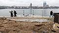 Pressekonferenz zu den archäologischen Grabungen am Rheinboulevard Köln-Deutz-5059.jpg