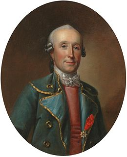 Charles Eugene, Prince of Lambesc French prince and general