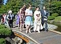 Princess Ayako and Kunihiko Tanabe 20170714.jpg