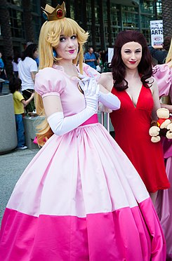 Princess Peach, Wondercon 2015-7228 (17037633246) (cropped).jpg