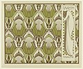 Print, Sigalion Tapete (Sigalion Wallpaper), plate 9, in Die Quelle- Flächen Schmuck (The Source- Ornament for Flat Surfaces), 1901 (CH 18670547).jpg