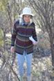 Prof. Barbara York Main at North Bungulla Reserve, Western Australia.png