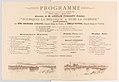 Programme for Casino de Paris Dimanche 14 Nov. 1915 Matinée Extraordinaire MET DP864094.jpg