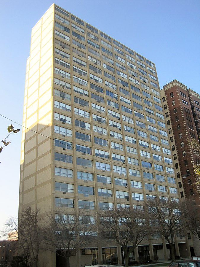 Promontory Apartments