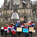 Protestas dominicanas en Berlín 2020.jpg