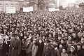 Protestno zborovanje na mariborskem Trgu svobode ob umoru kongovskega predsednika Patricea Lumumbe 1961 (1).jpg