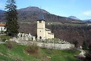 Proveysieux Commune in Auvergne-Rhône-Alpes, France