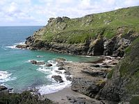 Prussia Cove - Wikipedia, the free encyclopedia