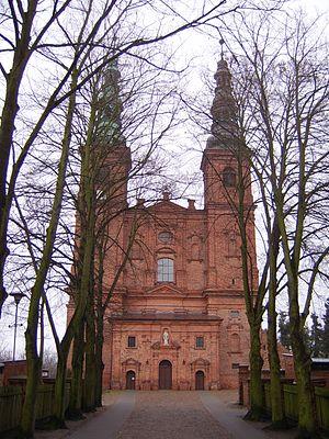 Przemęt, Greater Poland Voivodeship - Saint John the Baptist Cathedral