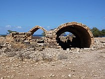 Ptolemais Byzantine Cistern.JPG