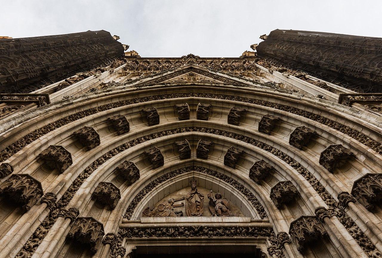 Fi Ier Puerta De La Concepci N Catedral De Sevilla