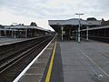 Purley station platform 3 look south.JPG