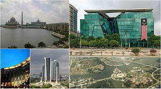 Putrajaya Federal Territory in Malaysia
