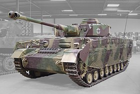 Image illustrative de l'article Panzerkampfwagen IV