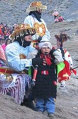 AIMARA ou les Aymaras dans AMERINDIENS 160px-Qoyllur_Rit%27i_young_dancer