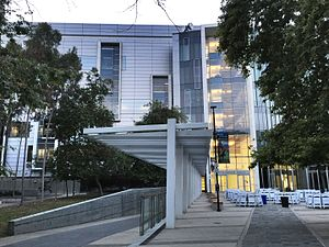 California Institute for Telecommunications and Information Technology - Atkinson Hall at UC San Diego