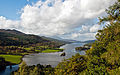 Queen's View, Loch Tummel, Perthshire, Scotland, 5 Oct. 2010 - Flickr - PhillipC.jpg