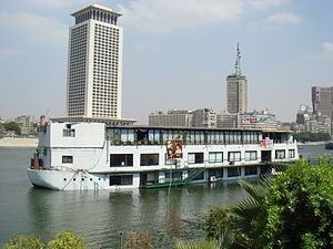 The Queen Boat – floating nightclub which was ...