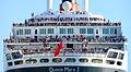 Queen Mary 2 in Port Melbourne (12585052495).jpg
