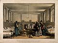 Queen Victoria and Prince Albert visiting soldiers wounded i Wellcome V0015421.jpg