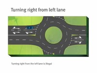 File:Queensland Road Rules – turning right at roundabouts.webm