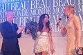 Quinty Trustfull, Anita Witzier bij Beau Monde Awards 2010.jpg