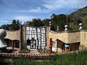 Quixote Winery - Image: Quixote winery