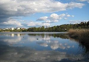 Råstasjön - Image: Råstasjön