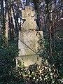 Régi temető, Dr. Jánosi Imre †1920 műszaki szatanácsos, 2019 Cinkota.jpg
