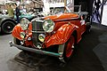 Rétromobile 2011 - Alvis Châssis court Vanden Plas Tourer 4.3L - 1934 - 005.jpg