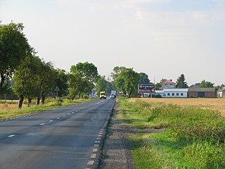 Radonice, Poland Village in Masovian, Poland