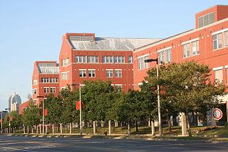 Roxbury Community College - Image: RCC from across Columbus Ave