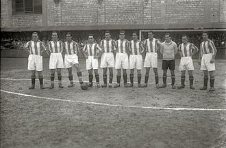 Real Sociedad - Real Sociedad squad in the 1930–31 League Season