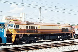 RENFE Class 319 (later versions) - Image: RN319220