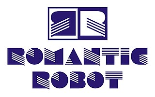 Romantic Robot independent British company that publishes classical music recordings
