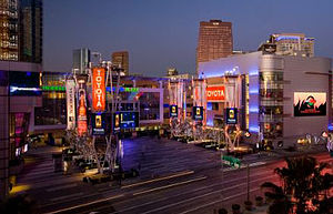 RTKL Associates - LA Live, Los Angeles, California.