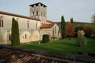 Chancelade Abbey Church in Dordogne, France