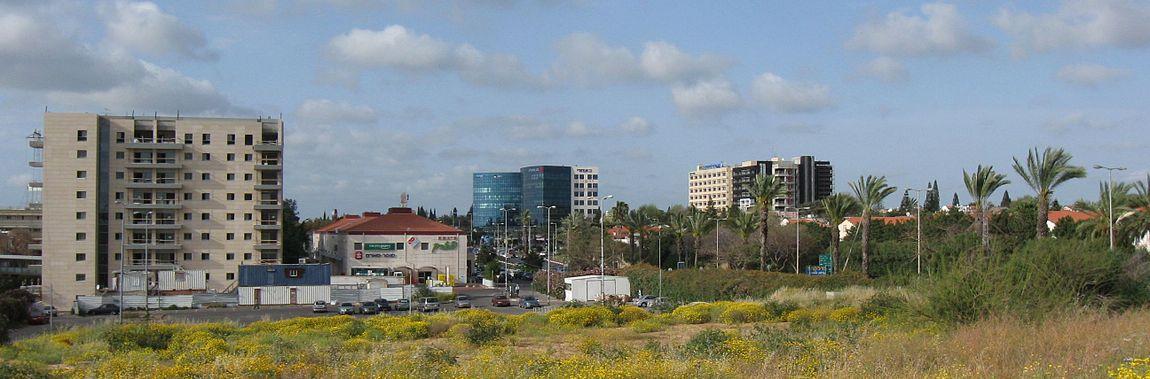 חלקה המערבי של העיר