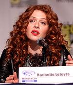 Schauspieler Rachelle Lefevre