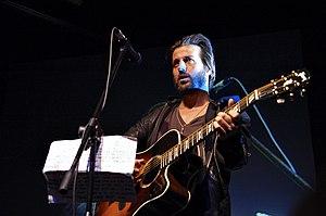 Raine Maida - Maida performing solo in 2007