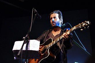 Raine Maida - Maida performing solo in 2007