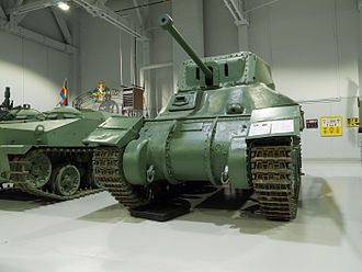 Ram tank - Ram Mk.II – late production