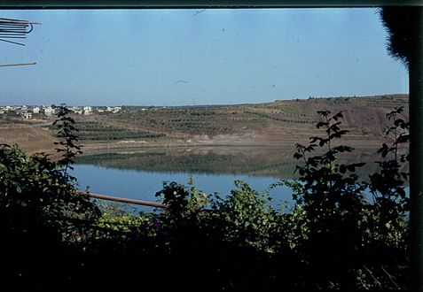 Ram Lake 1980 Golan Hight 02.jpg