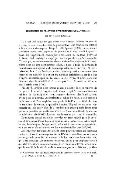 File:Ramsay - Les Mesures de quantités infinitésimales de matières.djvu