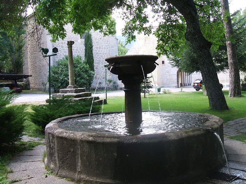 Rascafria - Monasterio de Santa Maria del Paular 22.JPG