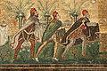 Ravenna, Sant'Apollinare Nuovo, Mosaic 021.JPG