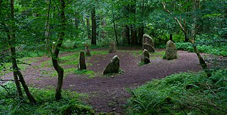 Ravensdale, County Louth - Image: Ravensdale Park Fairy Fort srgb